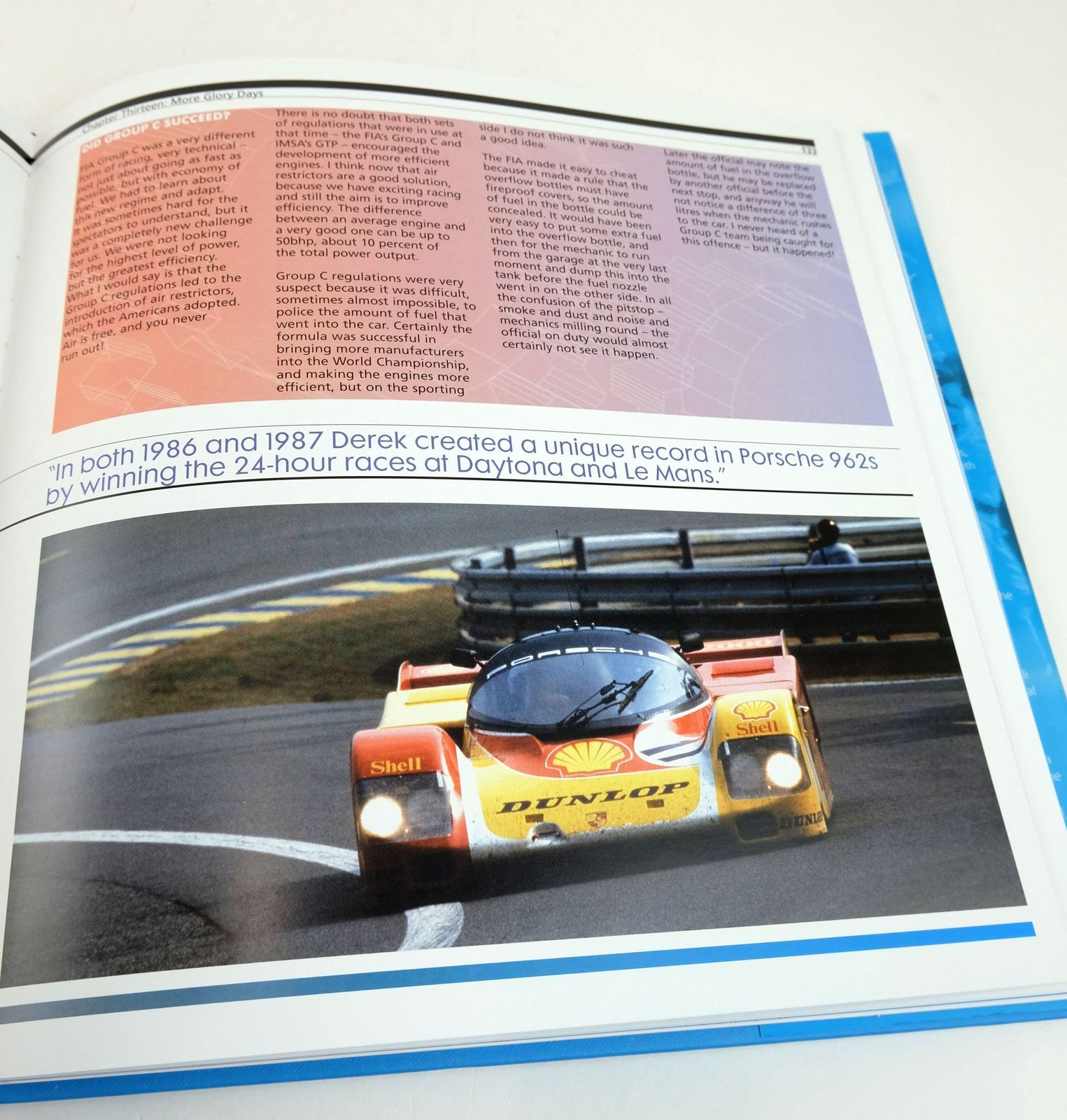 Photo of 24:16: LE MANS 24 HOURS, 16 WINS WITH PORSCHE written by Singer, Norbert Cotton, Michael published by Coterie Press Limited (STOCK CODE: 1819400)  for sale by Stella & Rose's Books