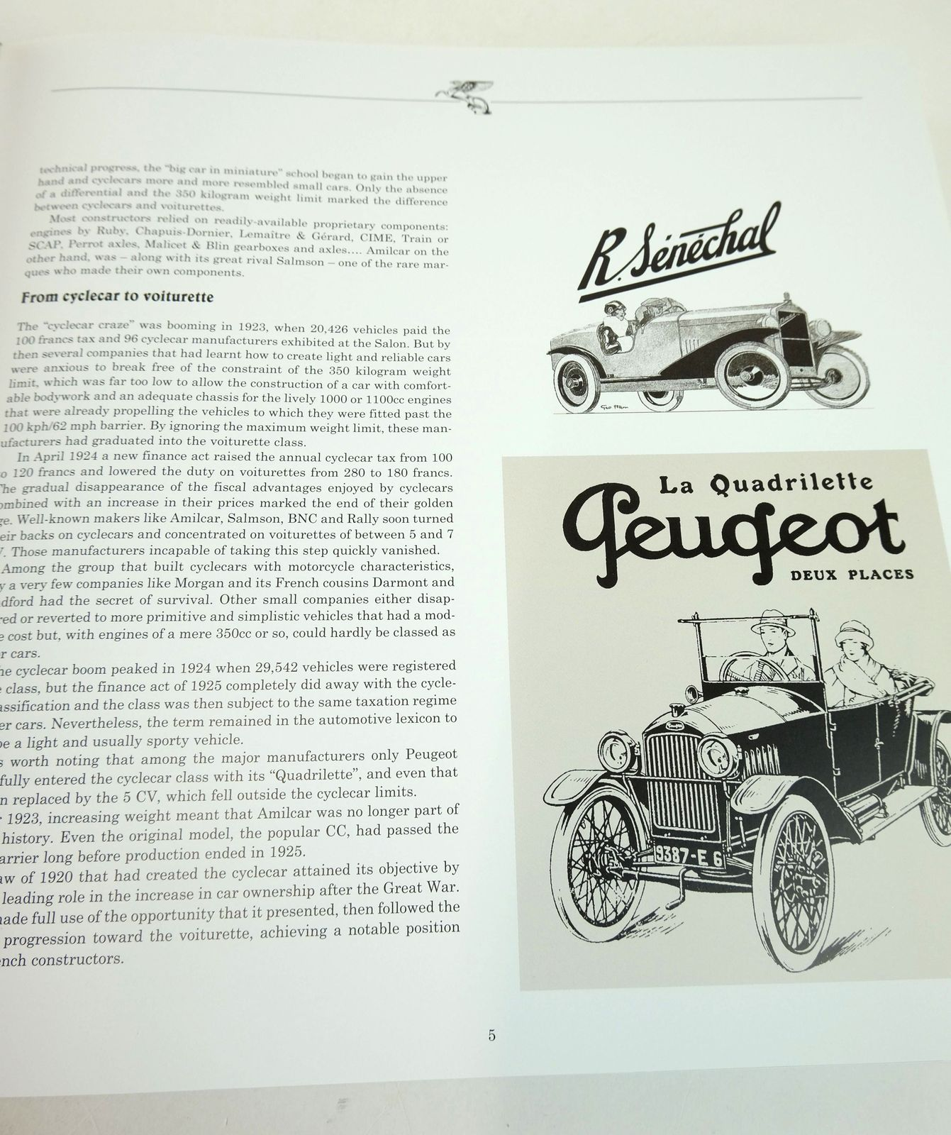 Photo of AMILCAR (TWO VOLUMES) written by Fournier, Gilles Burgess-Wise, David published by Dalton Watson Fine Books (STOCK CODE: 1819401)  for sale by Stella & Rose's Books
