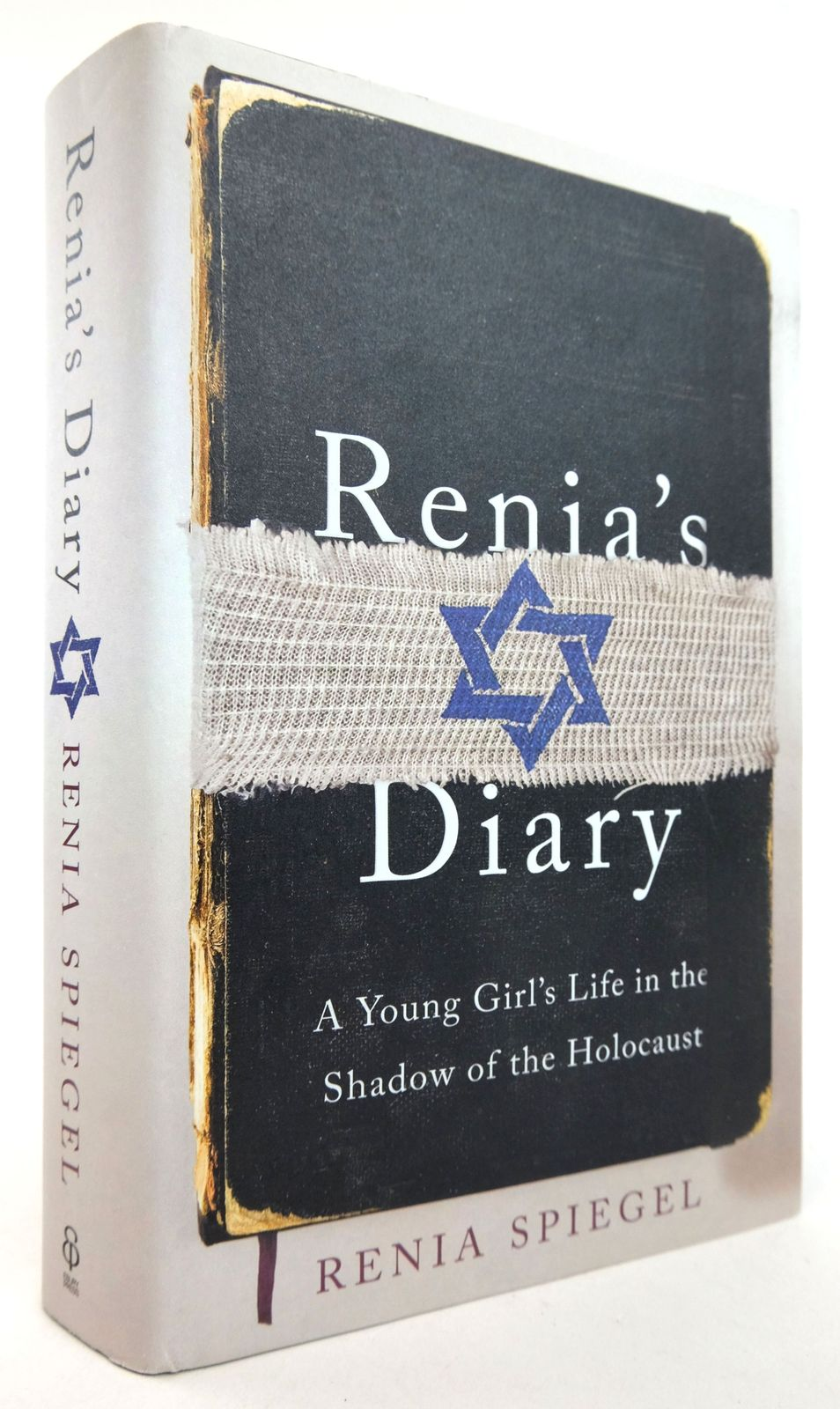 Photo of RENIA'S DIARY: A YOUNG GIRL'S LIFE IN THE SHADOW OF THE HOLOCAUST written by Spiegel, Renia published by Ebury Press (STOCK CODE: 1819403)  for sale by Stella & Rose's Books