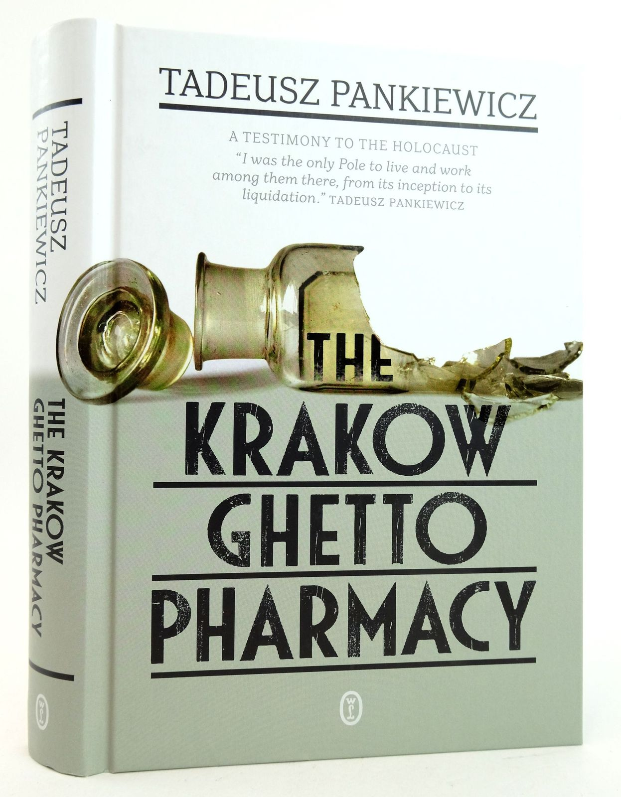 Photo of THE KRAKOW GHETTO PHARMACY written by Pankiewicz, Tadeusz published by Wydawnictwo Literackie (STOCK CODE: 1819409)  for sale by Stella & Rose's Books