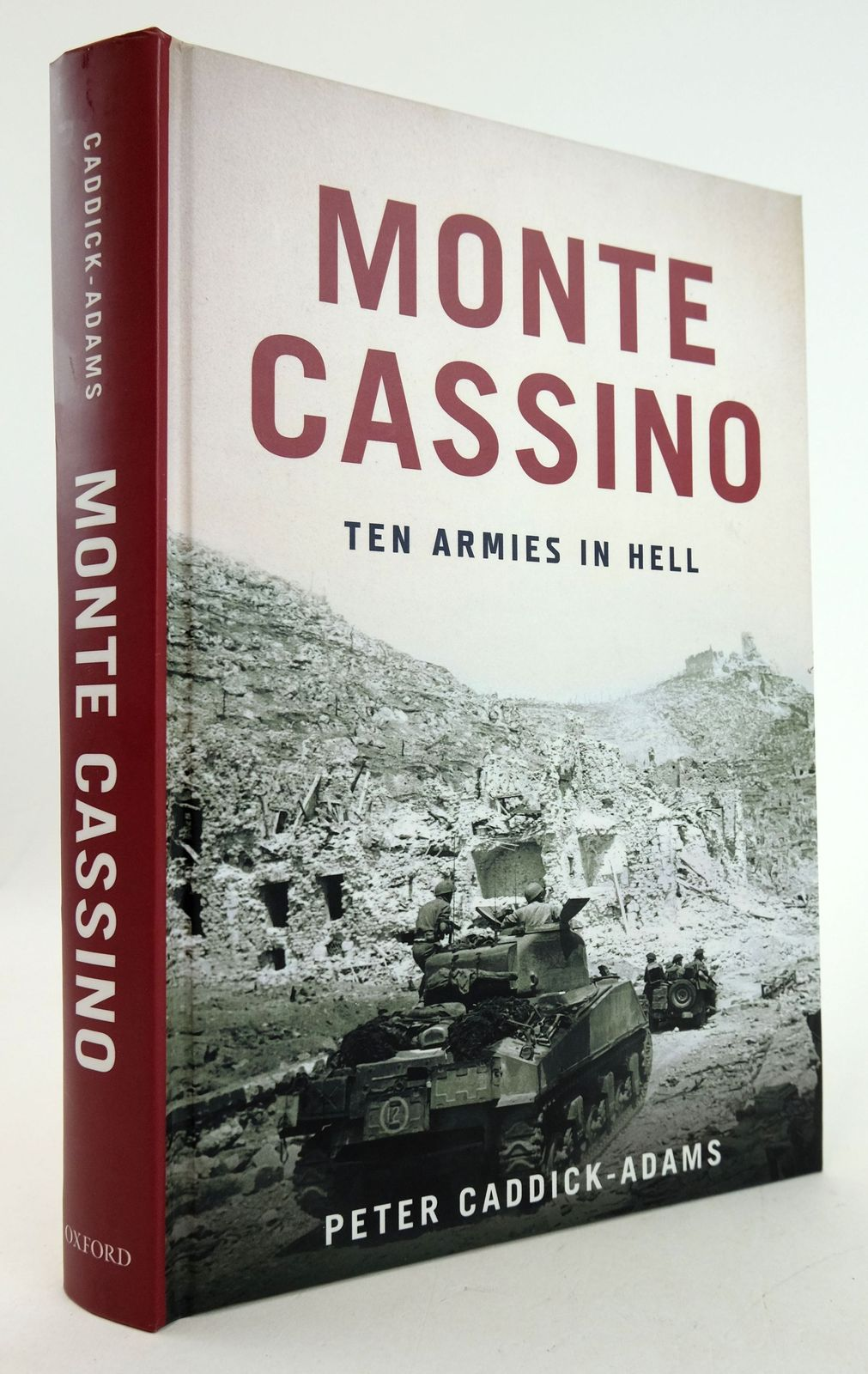 Photo of MONTE CASSINO: TEN ARMIES IN HELL- Stock Number: 1819411