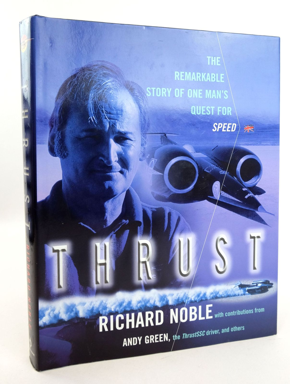 Photo of THRUST: THROUGH THE SOUND BARRIER- Stock Number: 1819421
