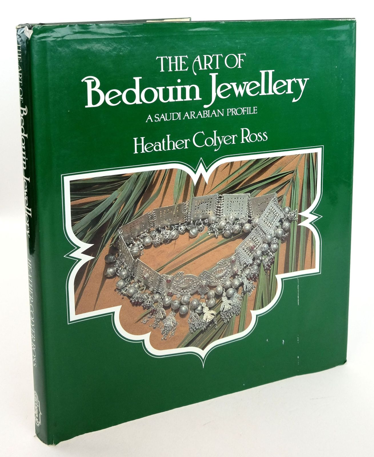 Photo of THE ART OF BEDOUIN JEWELLERY: A SAUDI ARABIAN PROFILE- Stock Number: 1819426