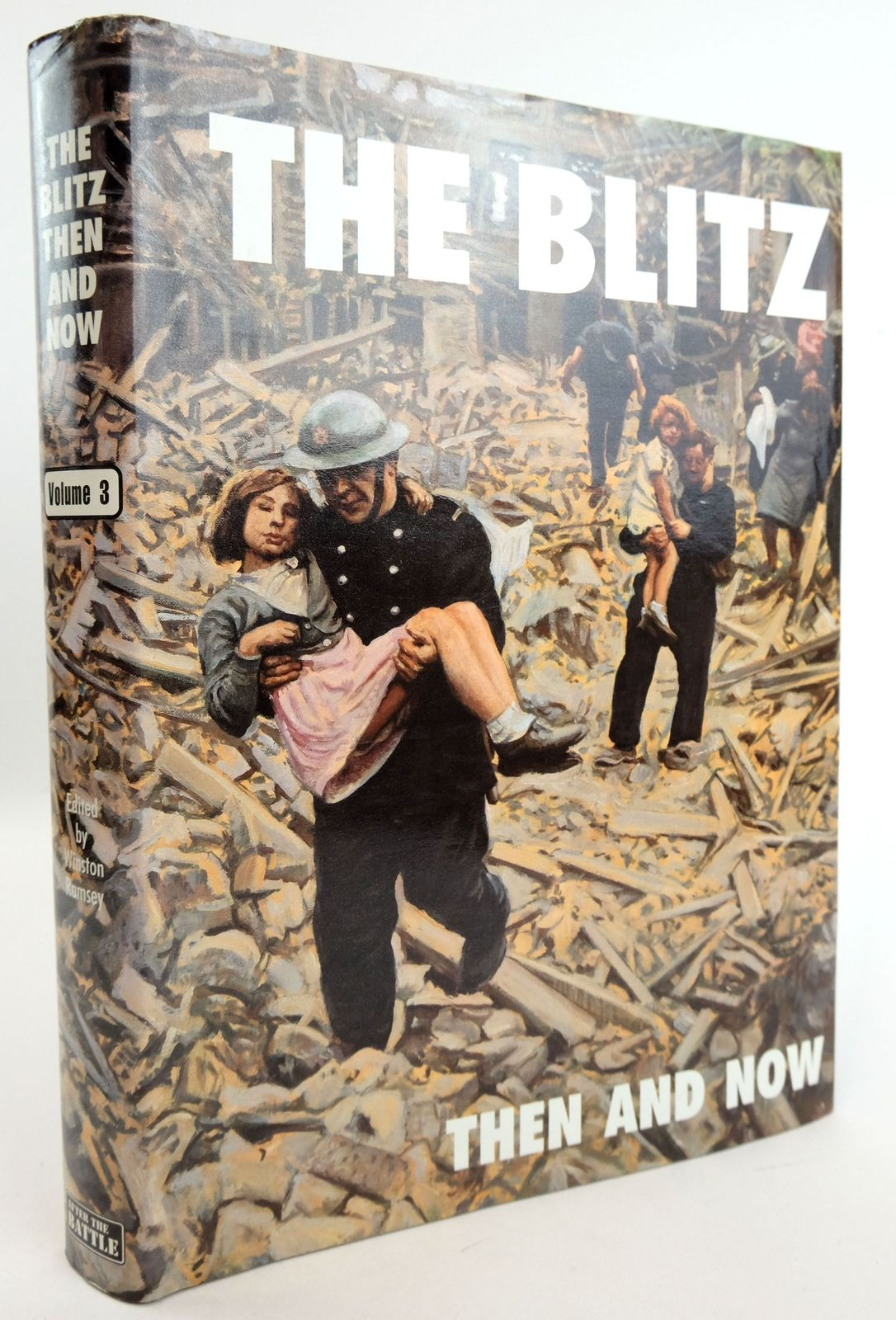 Photo of THE BLITZ THEN AND NOW VOLUME 3- Stock Number: 1819436