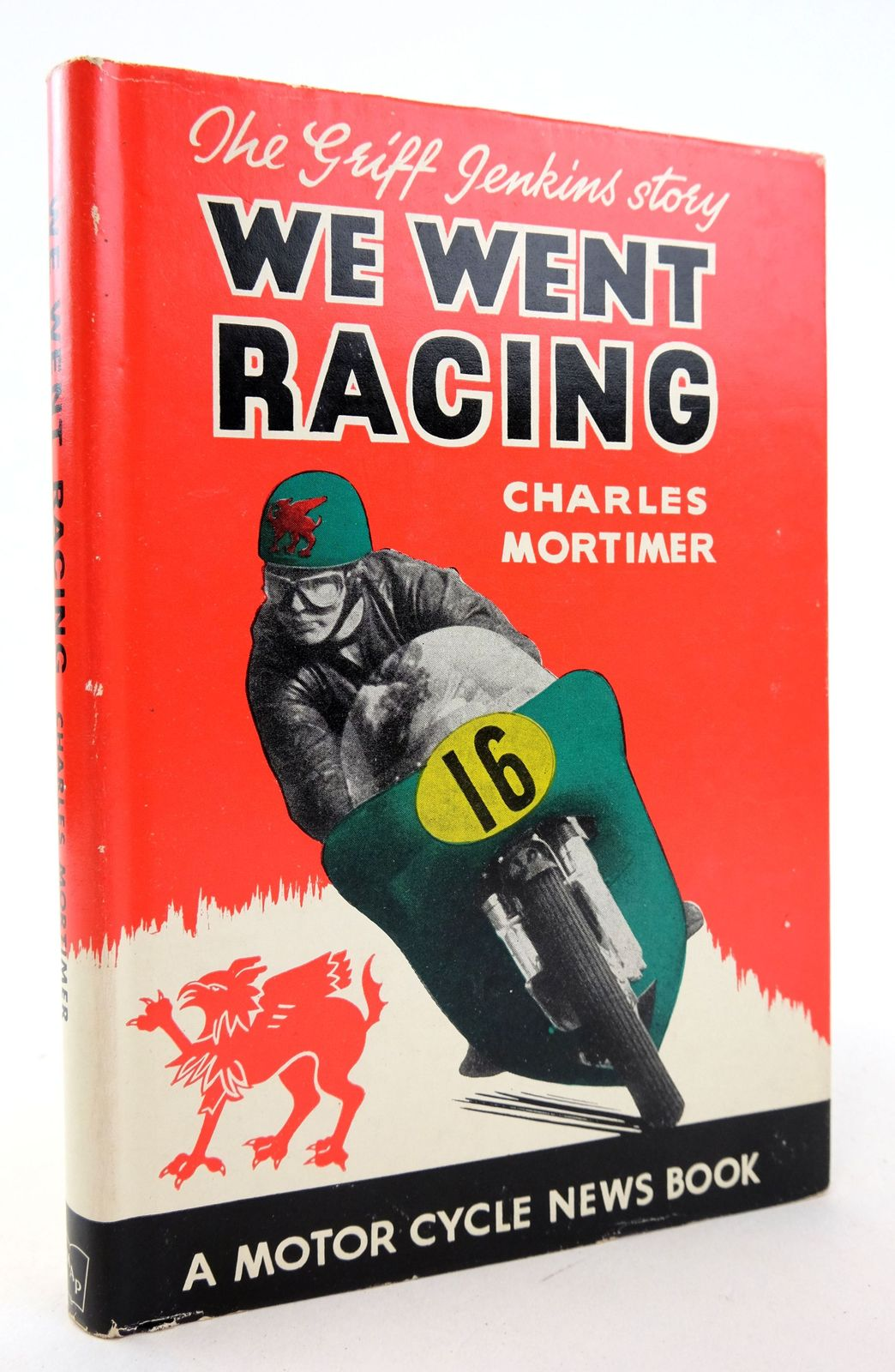 Photo of WE WENT RACING written by Mortimer, Charles published by E.M. Art & Publishing Limited (STOCK CODE: 1819439)  for sale by Stella & Rose's Books