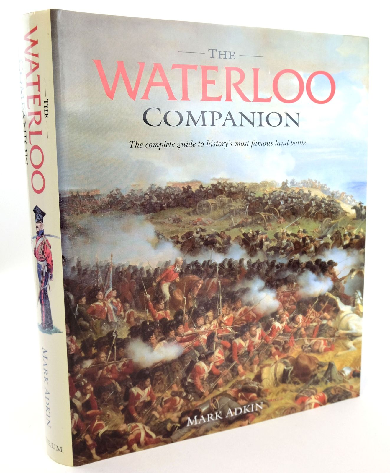 Photo of THE WATERLOO COMPANION- Stock Number: 1819495