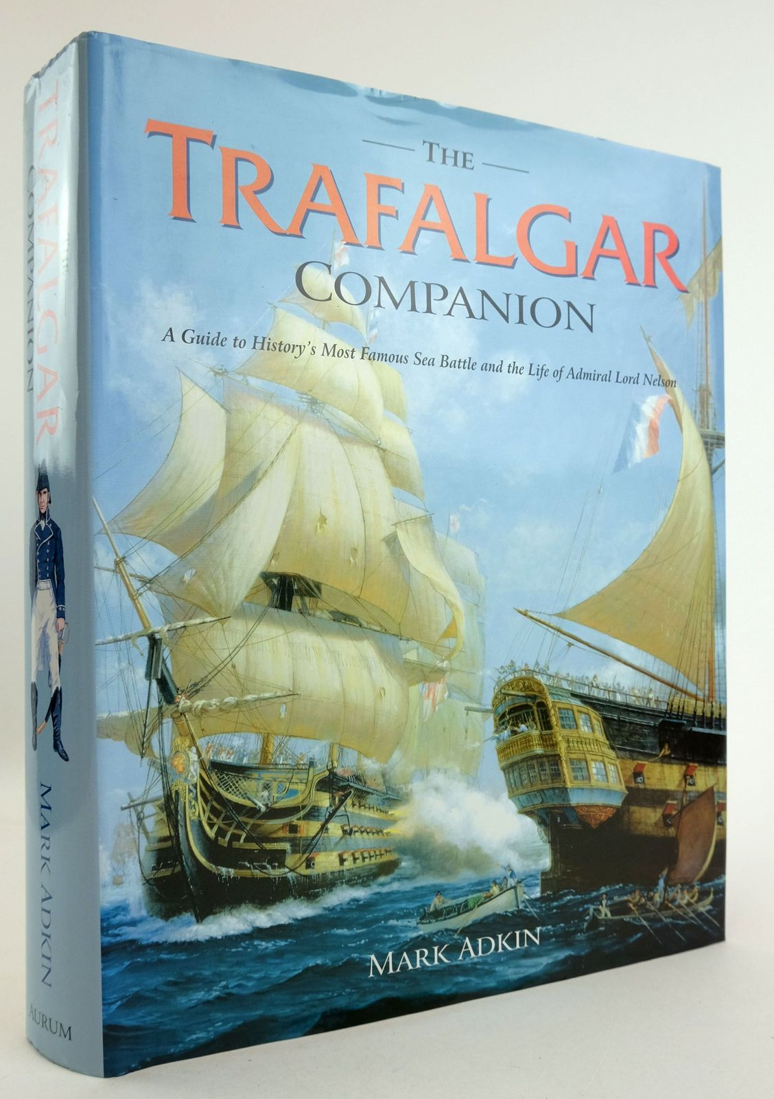 Photo of THE TRAFALGAR COMPANION- Stock Number: 1819496
