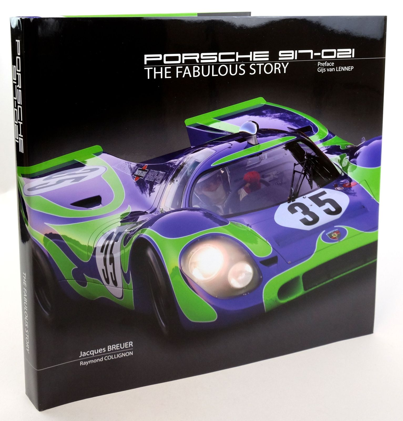 Photo of PORSCHE 917-021 THE FABULOUS STORY- Stock Number: 1819498