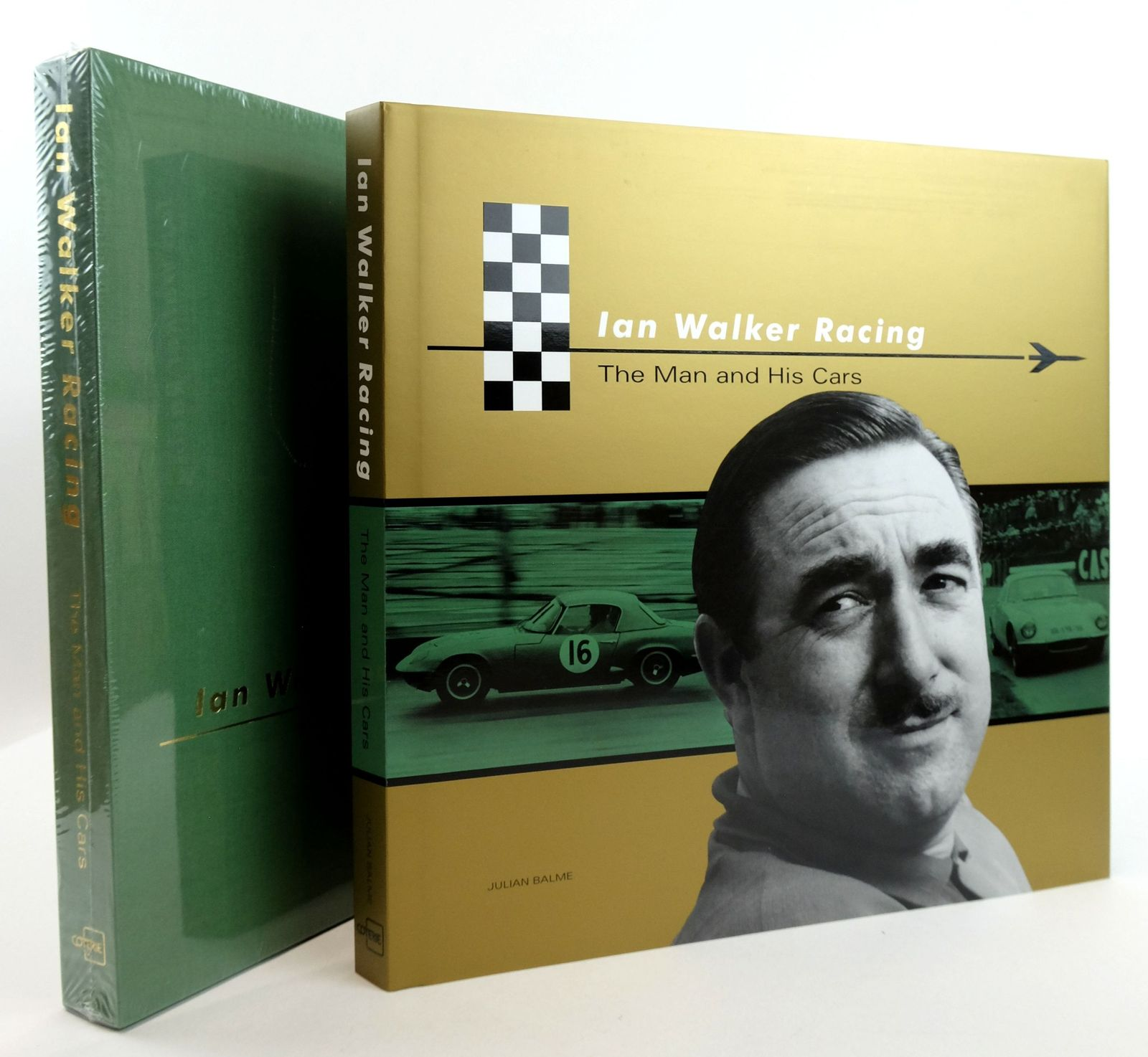 Photo of IAN WALKER RACING: THE MAN AND HIS CARS written by Balme, Julian published by Coterie Press Limited (STOCK CODE: 1819501)  for sale by Stella & Rose's Books
