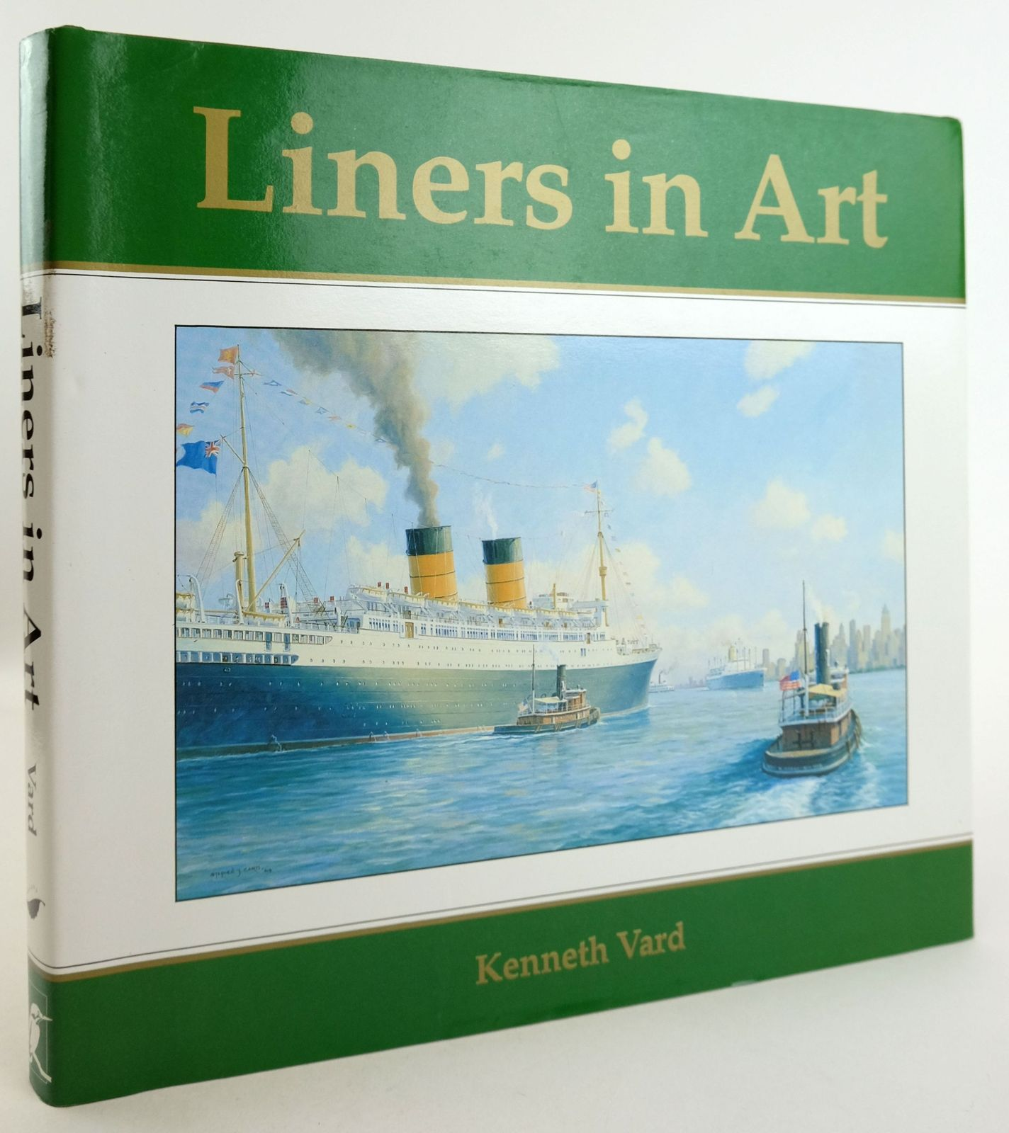 Photo of LINERS IN ART written by Vard, Kenneth published by Halsgrove (STOCK CODE: 1819505)  for sale by Stella & Rose's Books