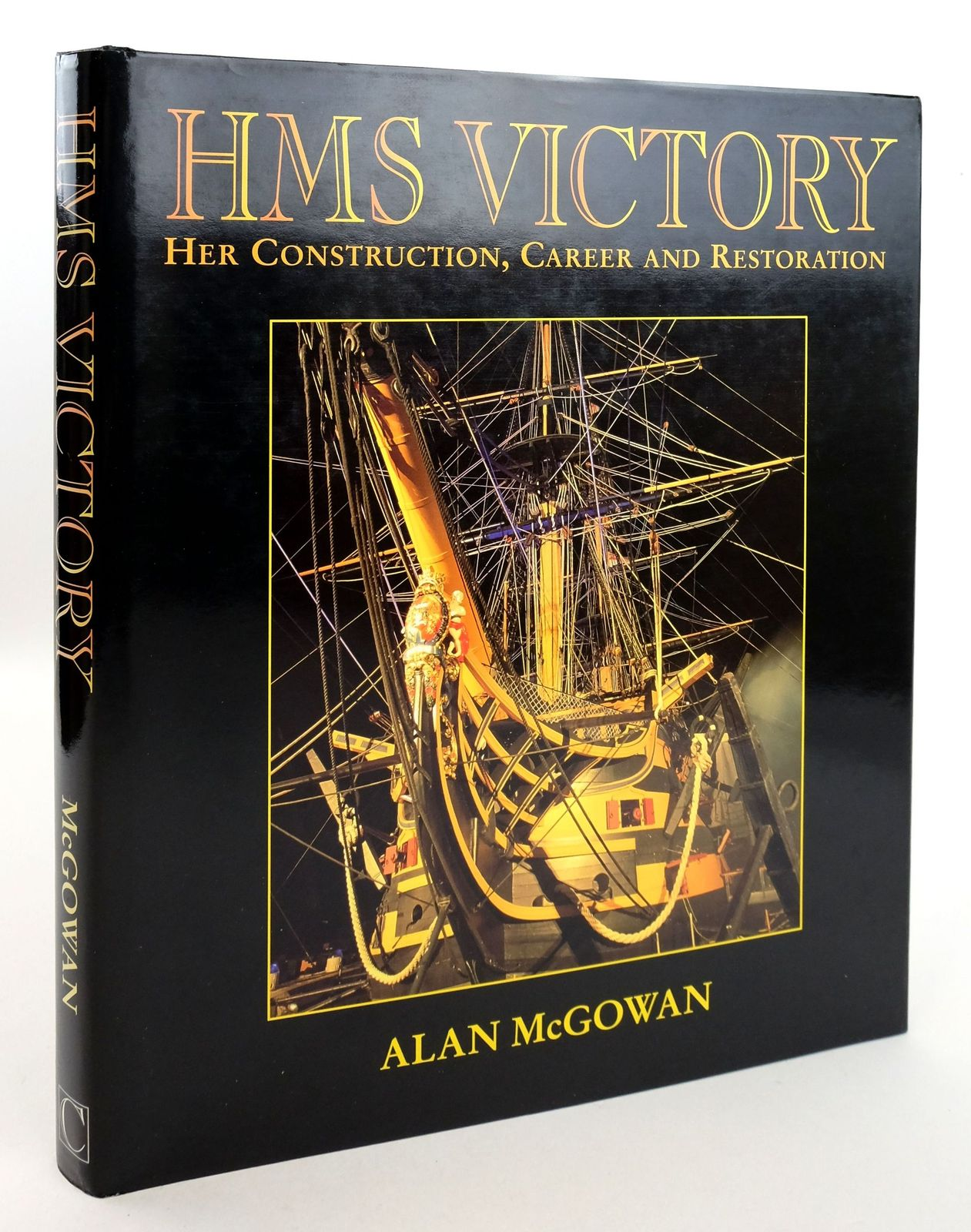 Photo of HMS VICTORY: HER CONSTRUCTION, CAREER AND RESTORATION- Stock Number: 1819507
