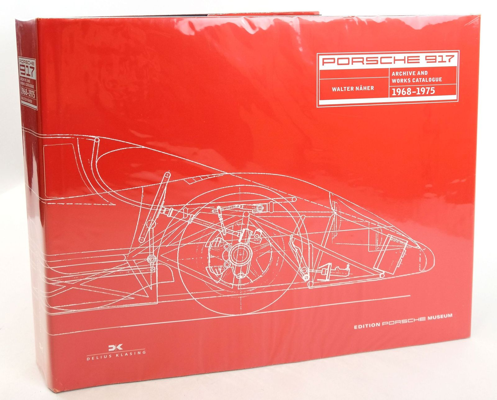 Photo of PORSCHE 917 ARCHIVE AND WORKS CATALOGUE 1968-1975- Stock Number: 1819508