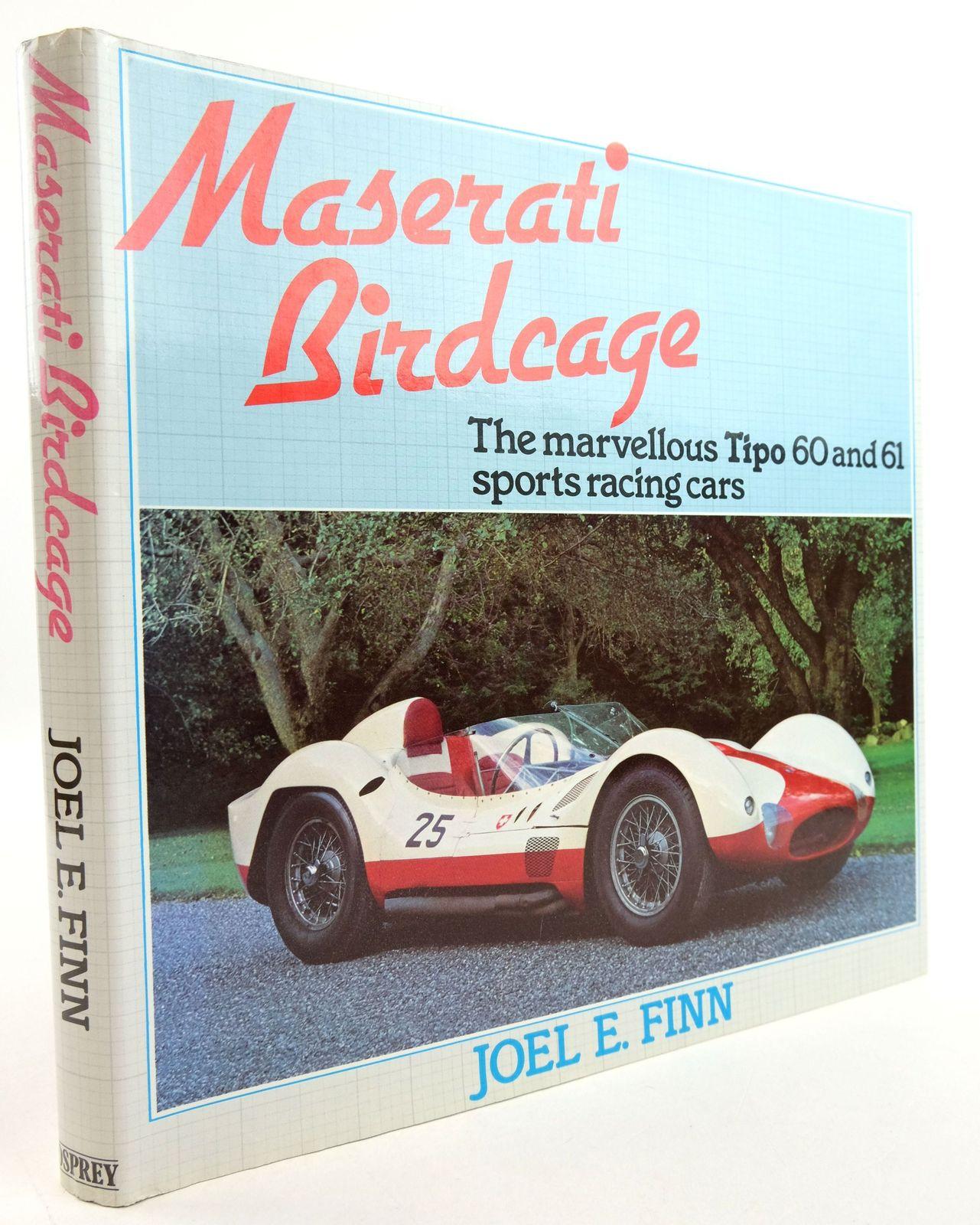Photo of MASERATI BIRDCAGE- Stock Number: 1819513