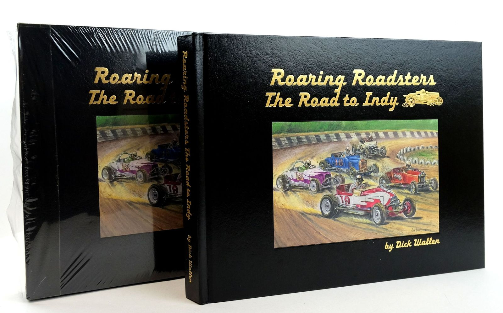 Photo of ROARING ROADSTERS: THE ROAD TO INDY