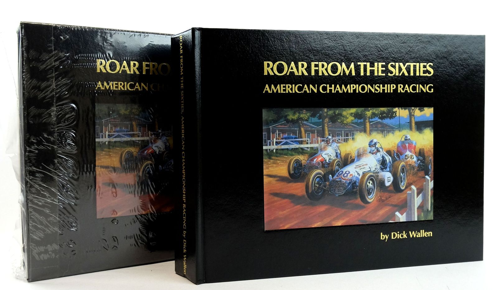 Photo of ROAR FROM THE SIXTIES: AMERICAN CHAMPIONSHIP RACING