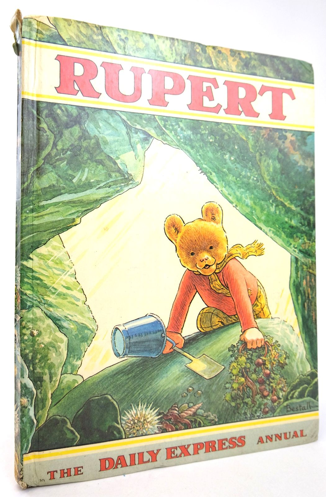 Photo of RUPERT ANNUAL 1971 written by Bestall, Alfred illustrated by Bestall, Alfred published by Daily Express (STOCK CODE: 1819557)  for sale by Stella & Rose's Books