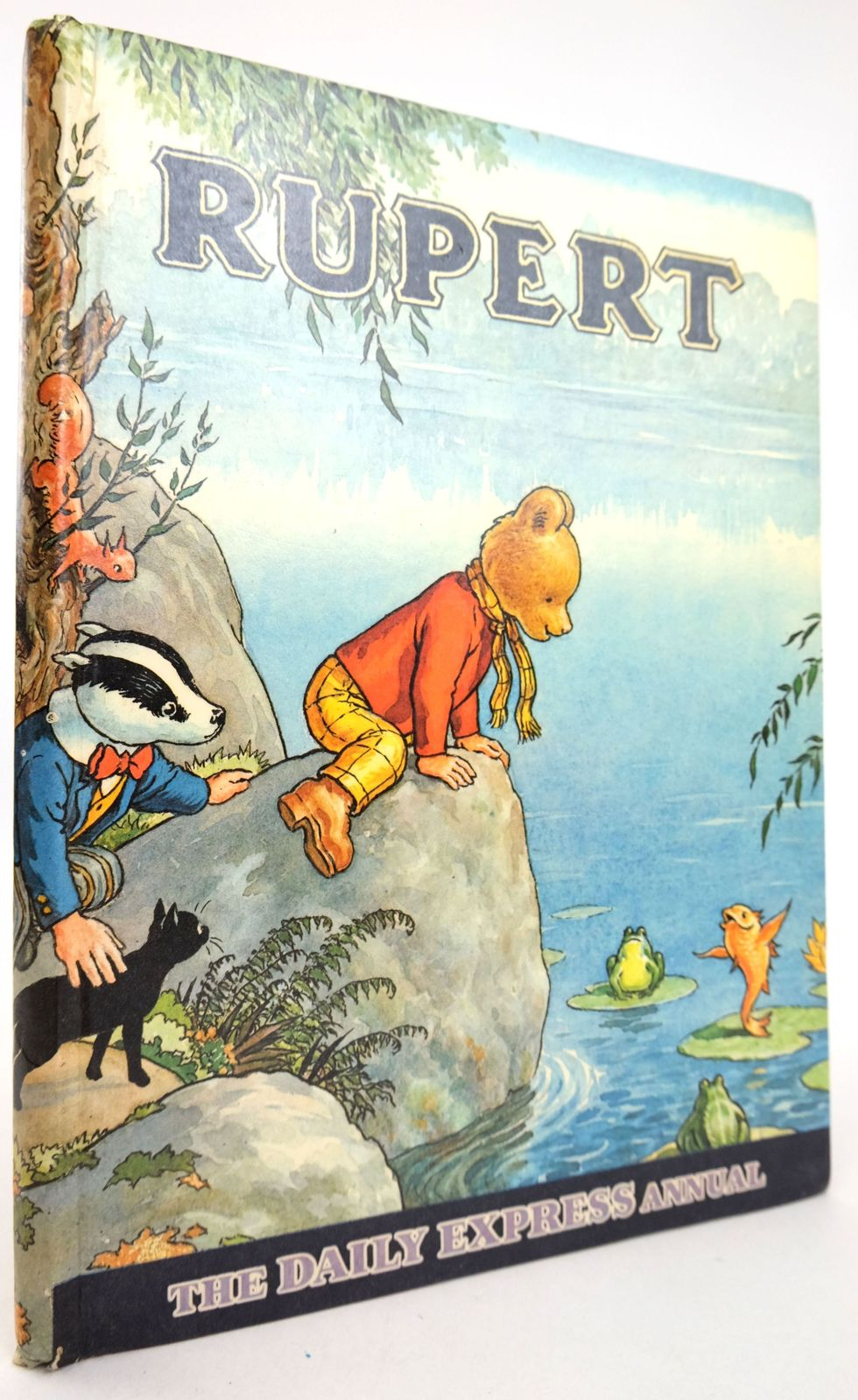 Photo of RUPERT ANNUAL 1969 written by Bestall, Alfred illustrated by Bestall, Alfred published by Daily Express (STOCK CODE: 1819558)  for sale by Stella & Rose's Books