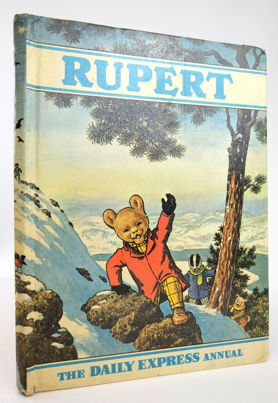 Photo of RUPERT ANNUAL 1970 written by Bestall, Alfred illustrated by Bestall, Alfred published by Daily Express (STOCK CODE: 1819559)  for sale by Stella & Rose's Books
