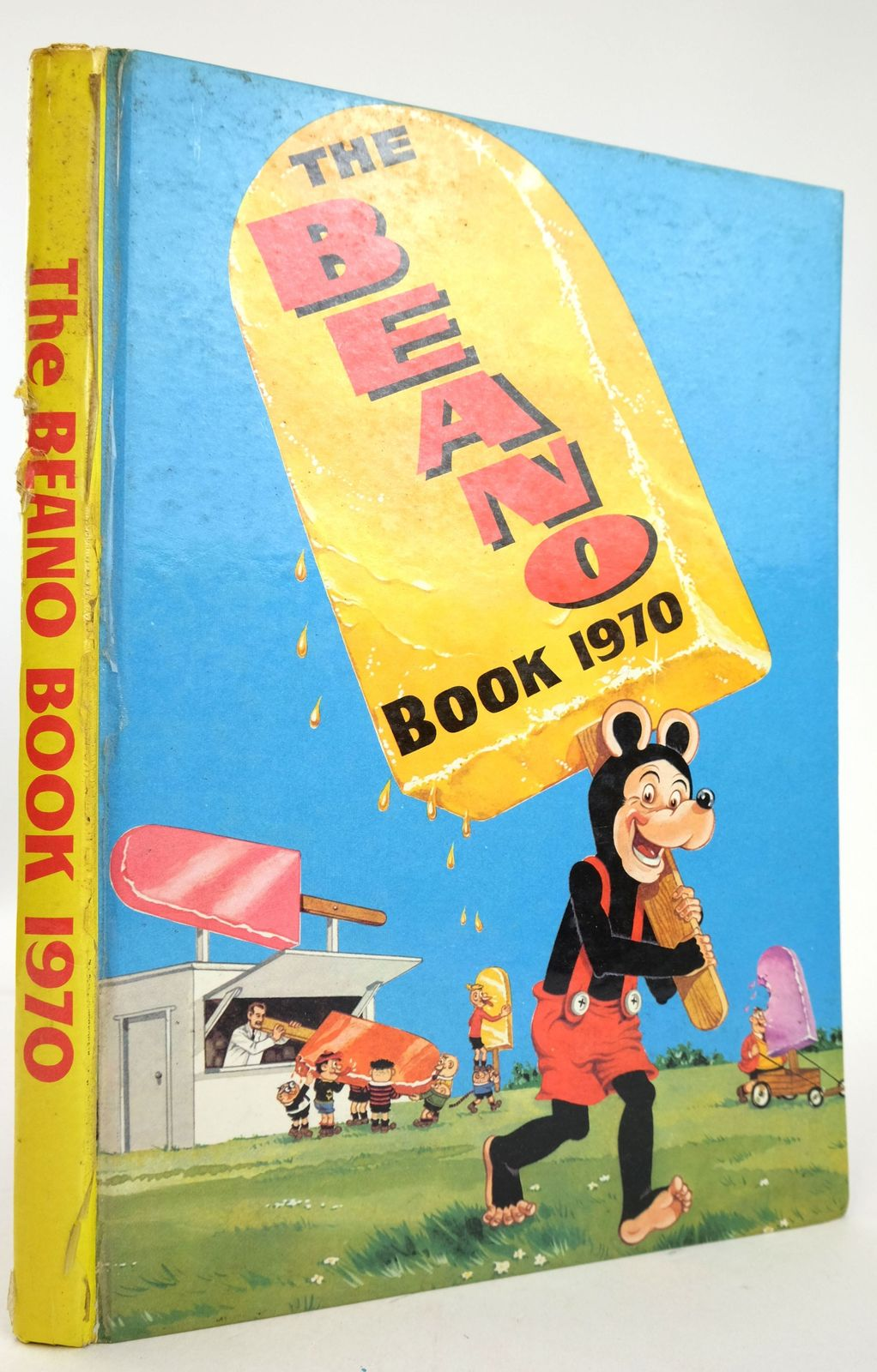 Photo of THE BEANO BOOK 1970 published by D.C. Thomson & Co Ltd. (STOCK CODE: 1819560)  for sale by Stella & Rose's Books