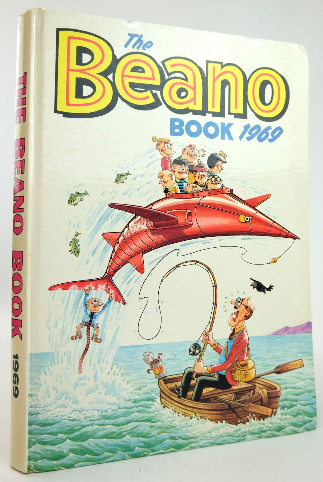 Photo of THE BEANO BOOK 1969- Stock Number: 1819562