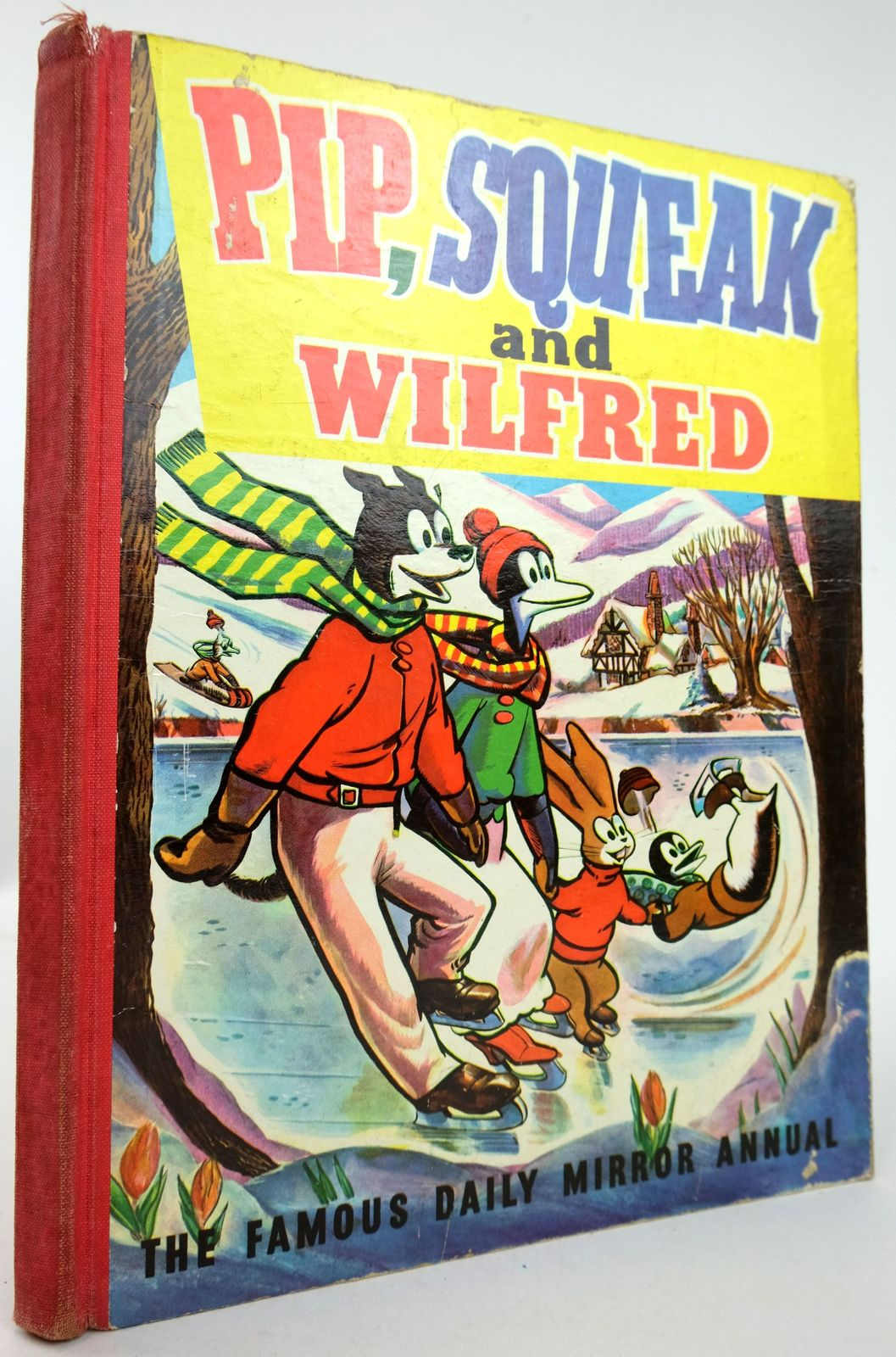 Photo of PIP SQUEAK AND WILFRED ANNUAL 1955- Stock Number: 1819566