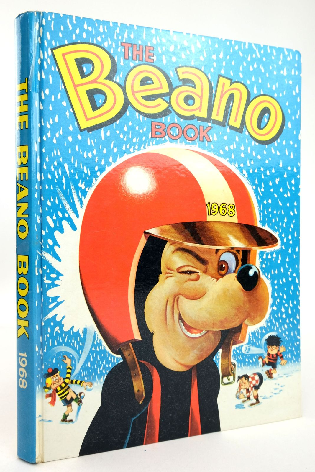 Photo of THE BEANO BOOK 1968 published by D.C. Thomson & Co Ltd. (STOCK CODE: 1819568)  for sale by Stella & Rose's Books