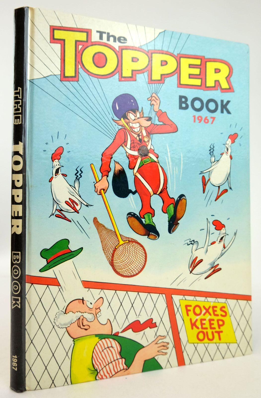 Photo of THE TOPPER BOOK 1967- Stock Number: 1819569