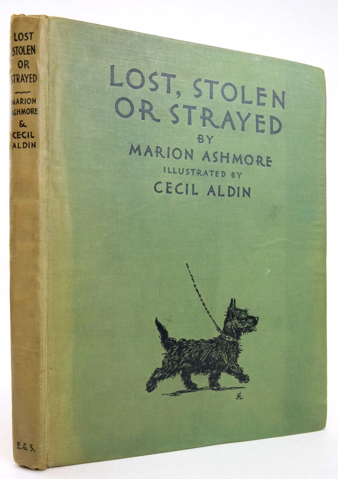 Photo of LOST, STOLEN, OR STRAYED- Stock Number: 1819574