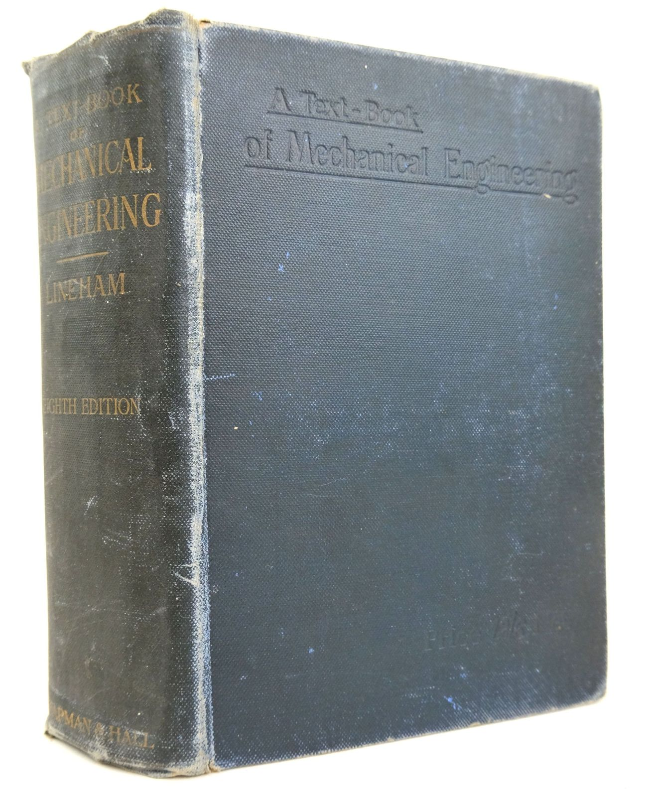 Photo of A TEXT-BOOK OF MECHANICAL ENGINEERING- Stock Number: 1819590