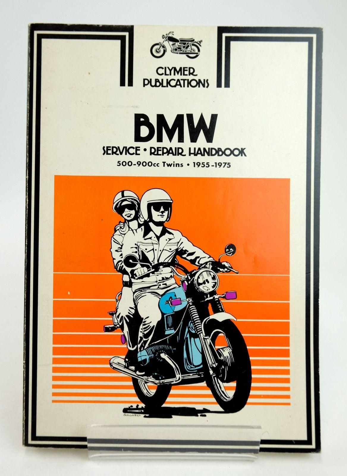 Photo of BMW SERVICE REPAIR HANDBOOK- Stock Number: 1819602