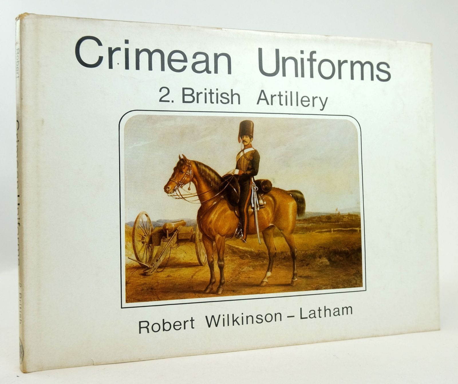 Photo of CRIMEAN UNIFORMS 2. BRITISH ARTILLERY- Stock Number: 1819617