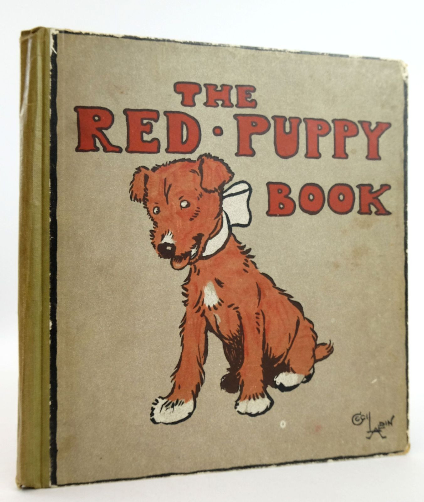 Photo of THE RED PUPPY BOOK- Stock Number: 1819646