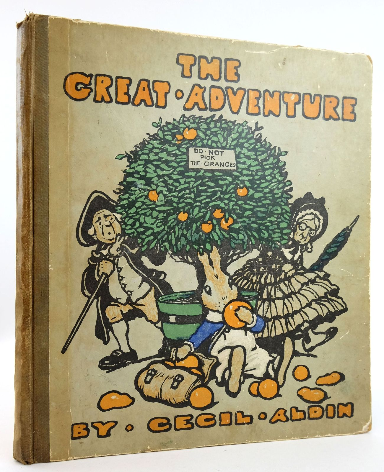 Photo of THE GREAT ADVENTURE- Stock Number: 1819648