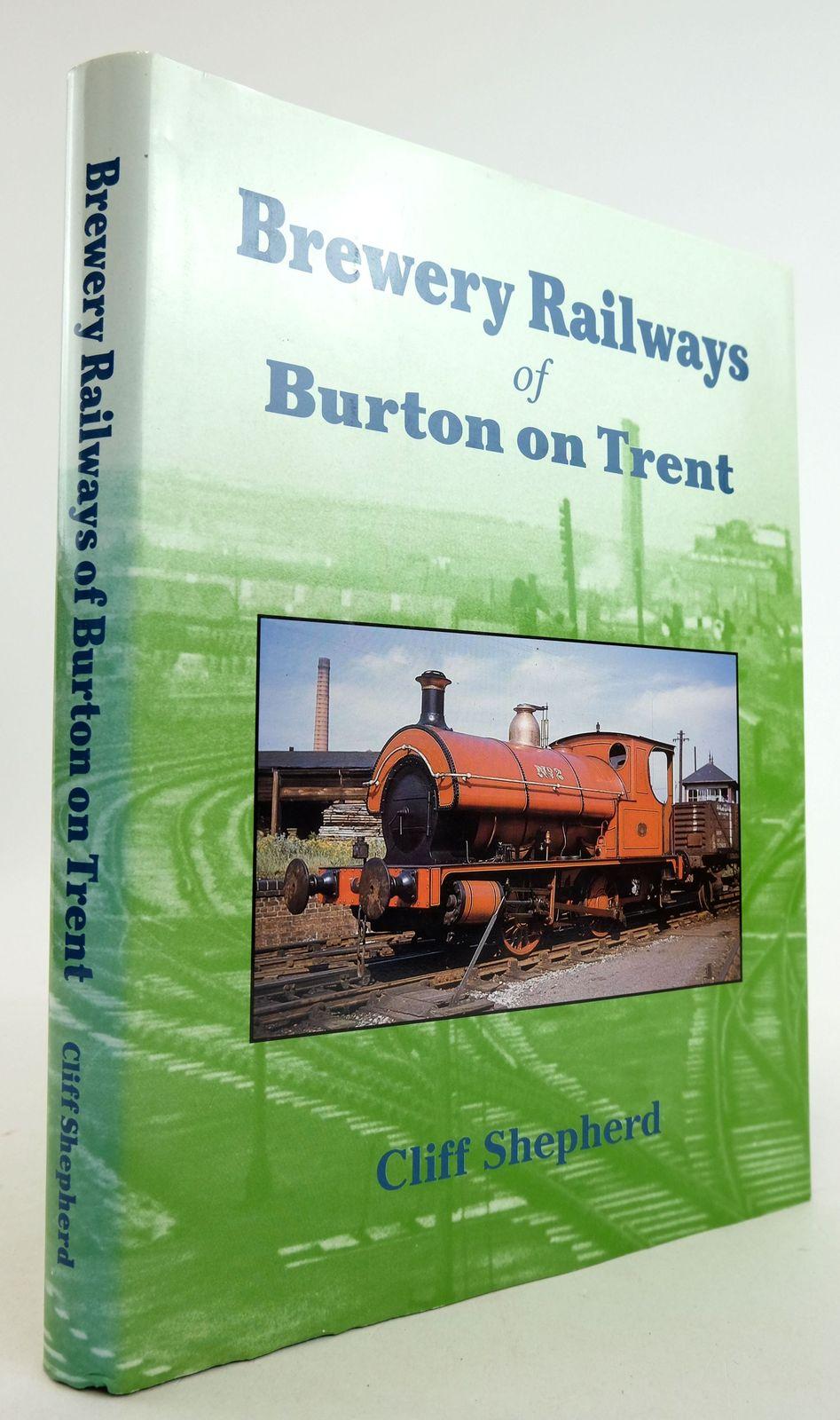 Photo of BREWERY RAILWAYS OF BURTON ON TRENT- Stock Number: 1819652