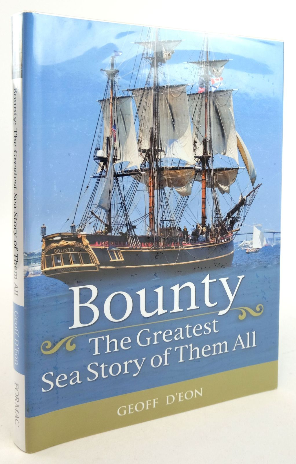Photo of BOUNTY: THE GREATEST SEA STORY OF THEM ALL- Stock Number: 1819657
