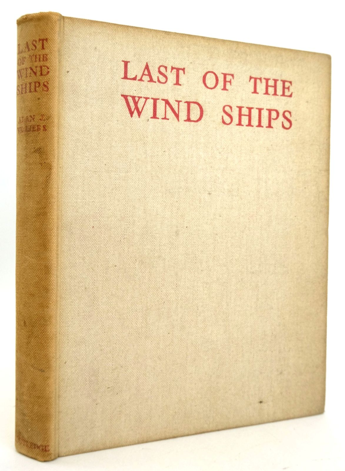 Photo of LAST OF THE WIND SHIPS- Stock Number: 1819663