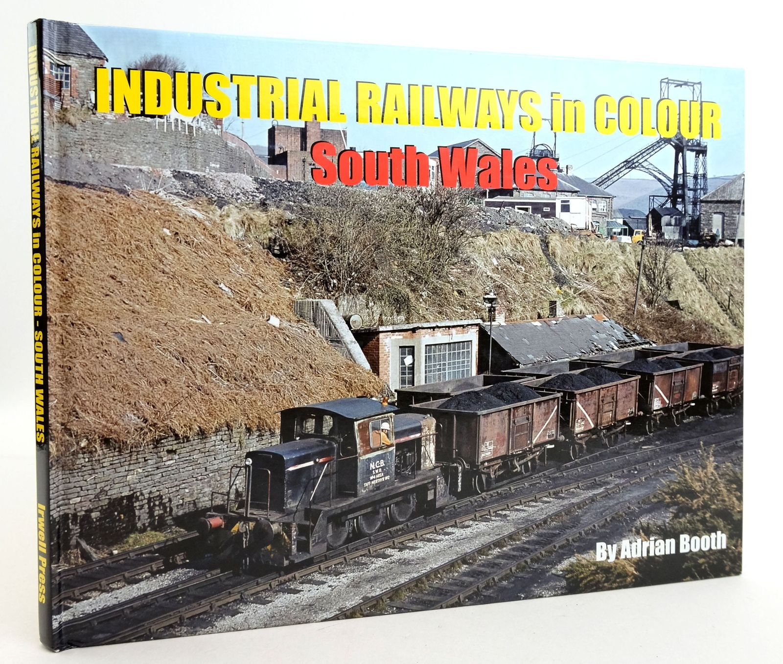 Photo of INDUSTRIAL RAILWAYS IN COLOUR: SOUTH WALES written by Booth, Adrian published by Irwell Press (STOCK CODE: 1819666)  for sale by Stella & Rose's Books