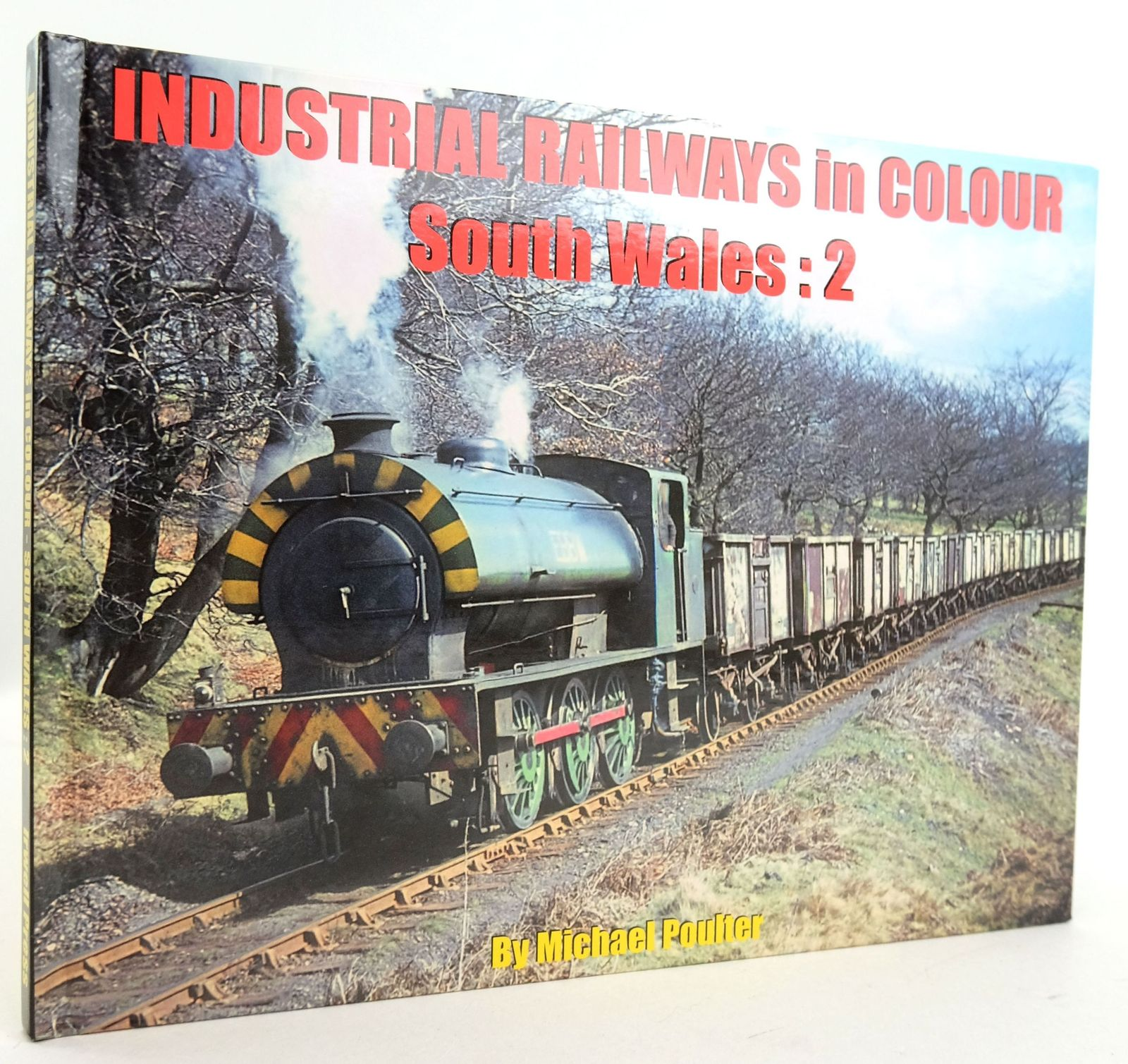 Photo of INDUSTRIAL RAILWAYS IN COLOUR SOUTH WALES: 2 written by Poulter, Michael published by Irwell Press (STOCK CODE: 1819667)  for sale by Stella & Rose's Books
