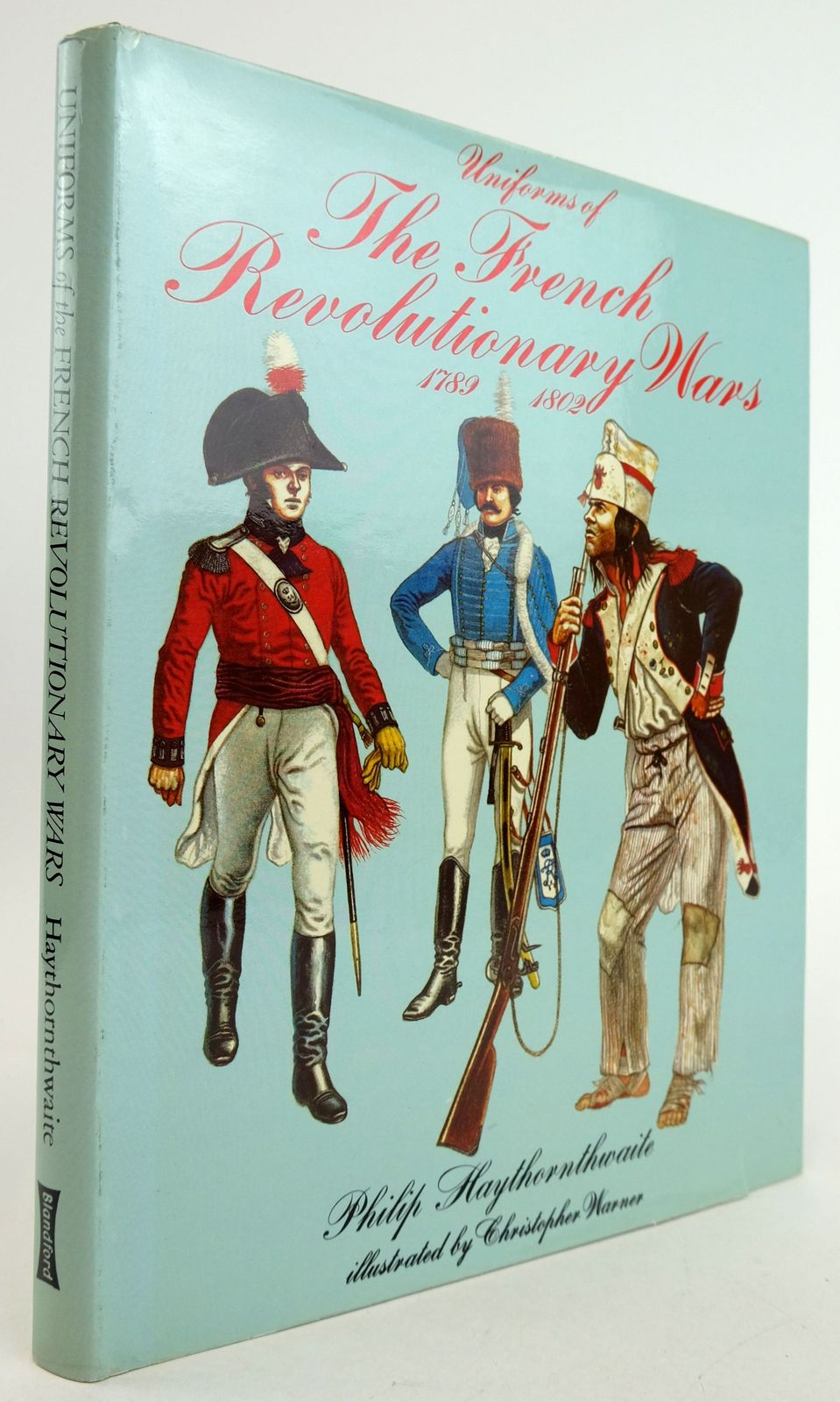 Photo of UNIFORMS OF THE FRENCH REVOLUTIONARY WARS 1789-1802- Stock Number: 1819675