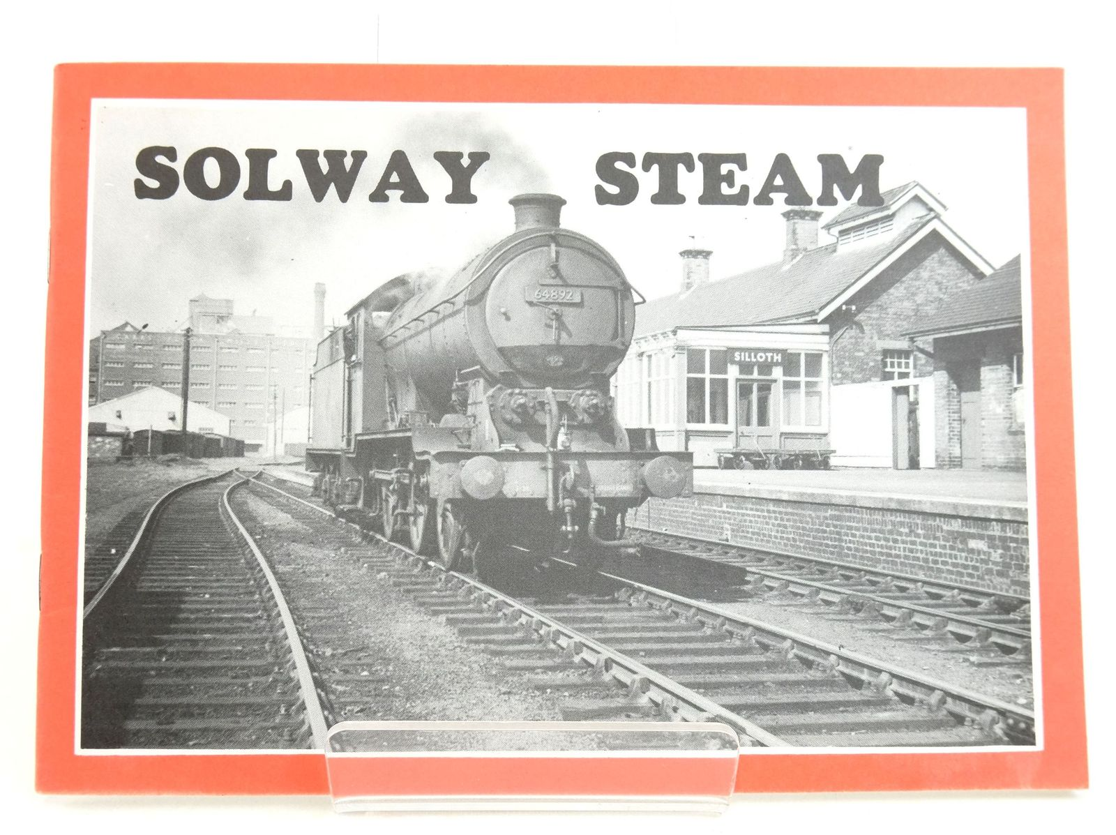 Photo of SOLWAY STEAM: THE STORY OF THE SILLOTH AND PORT CARLISLE RAILWAYS 1854-1964 written by White, Stephen published by Carel Press (STOCK CODE: 1819678)  for sale by Stella & Rose's Books