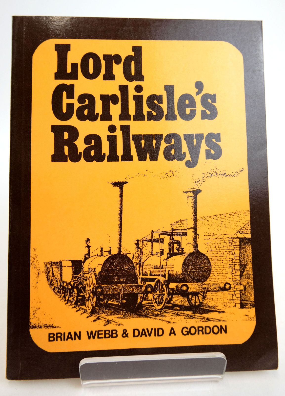 Photo of LORD CARLISLE'S RAILWAYS- Stock Number: 1819680