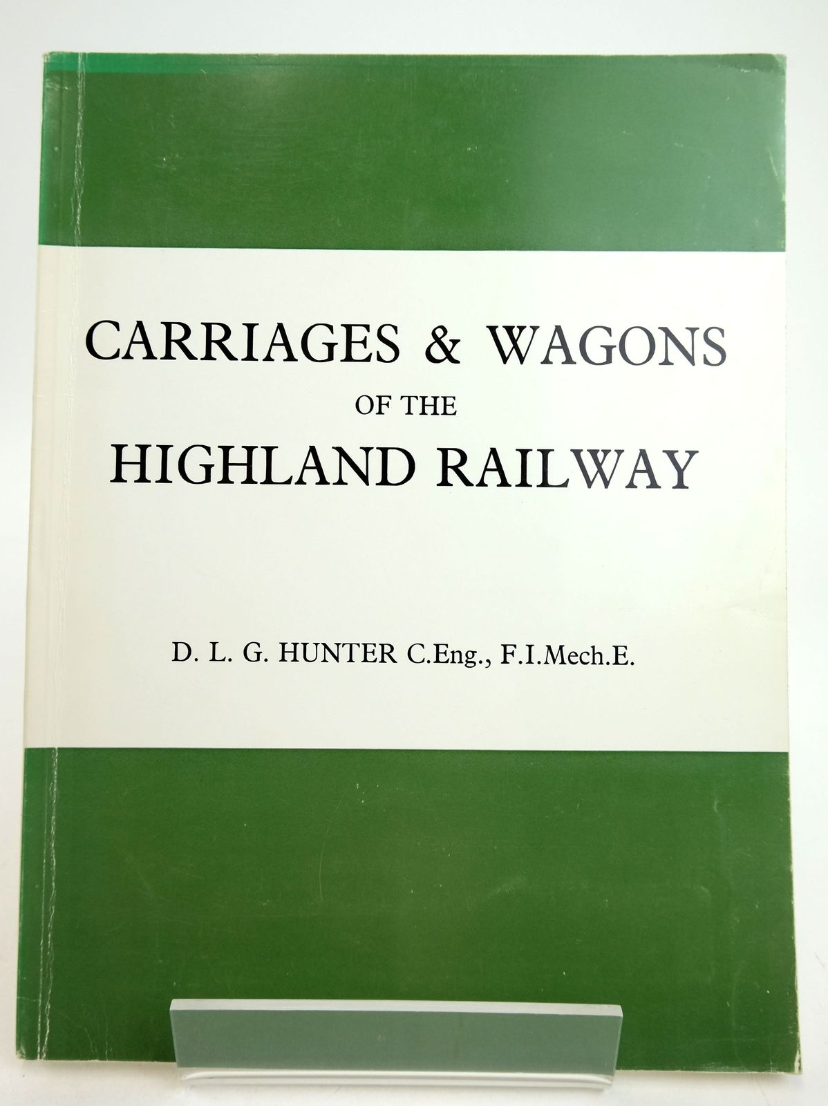Photo of CARRIAGES AND WAGONS OF THE HIGHLAND RAILWAY- Stock Number: 1819688