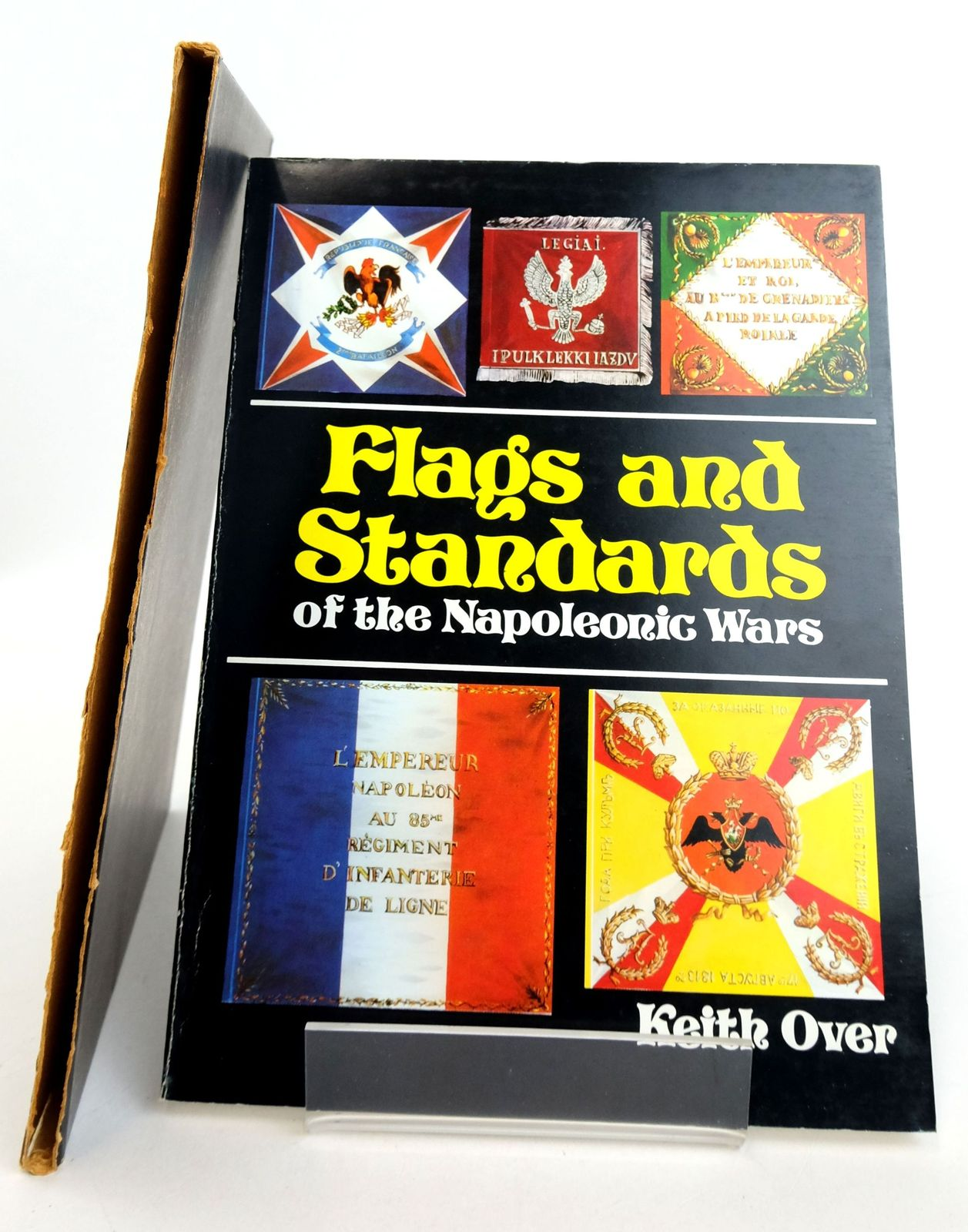 Photo of FLAGS AND STANDARDS OF THE NAPOLEONIC WARS- Stock Number: 1819701