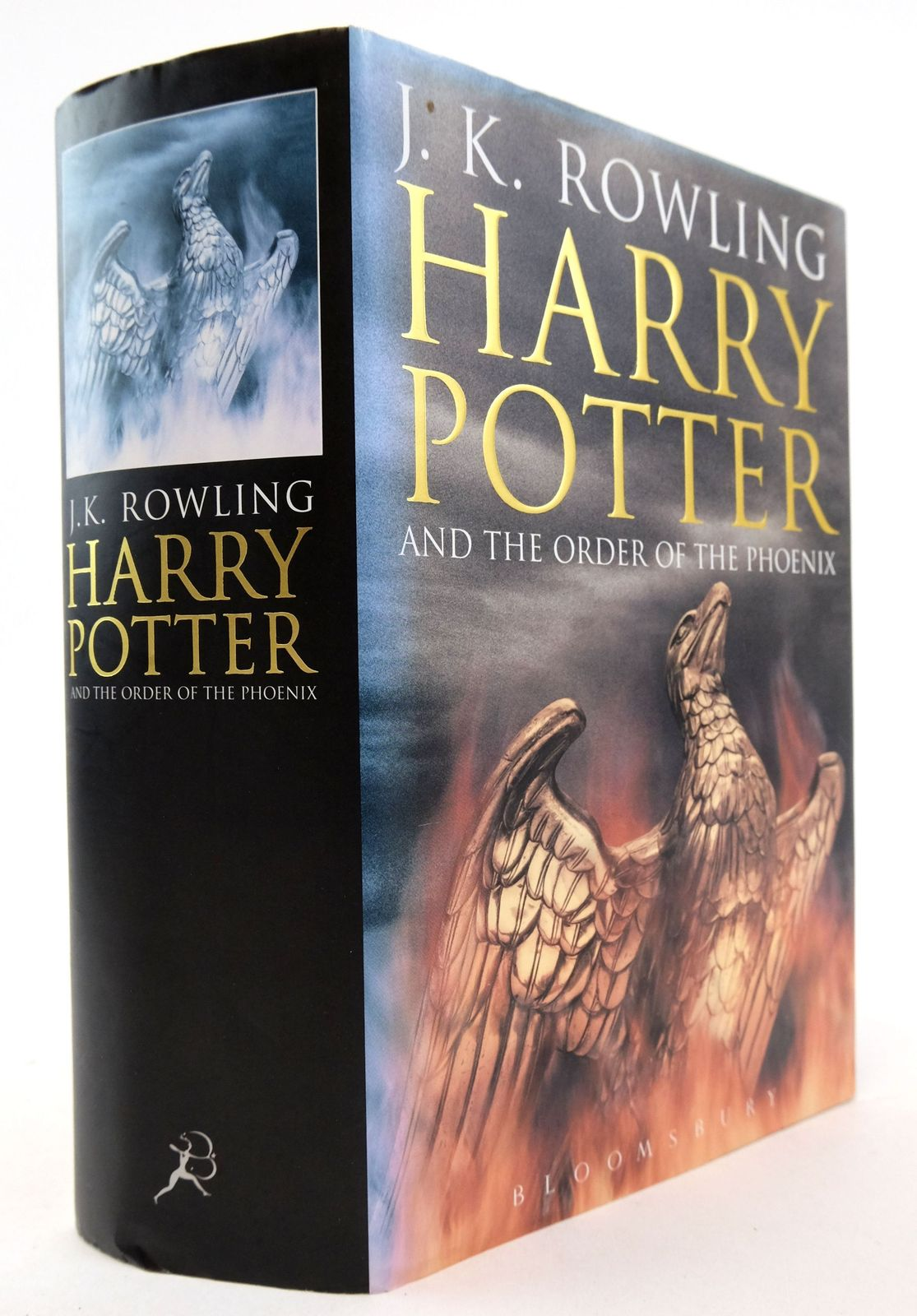 Photo of HARRY POTTER AND THE ORDER OF THE PHOENIX written by Rowling, J.K. published by Bloomsbury (STOCK CODE: 1819742)  for sale by Stella & Rose's Books