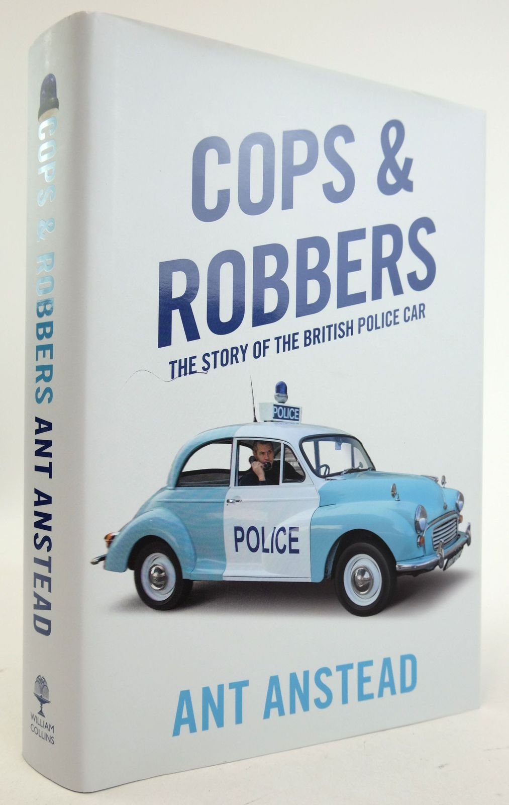 Photo of COPS & ROBBERS: THE STORY OF THE BRITISH POLICE CAR- Stock Number: 1819744