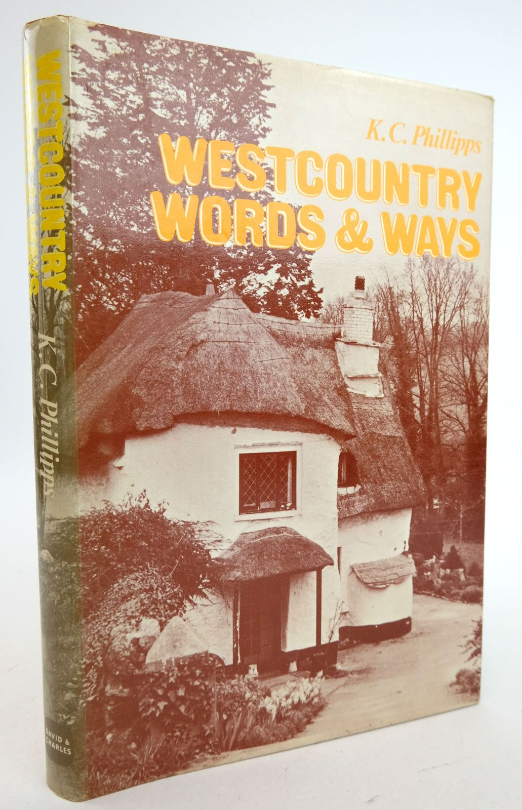 Photo of WESTCOUNTRY WORDS & WAYS- Stock Number: 1819757