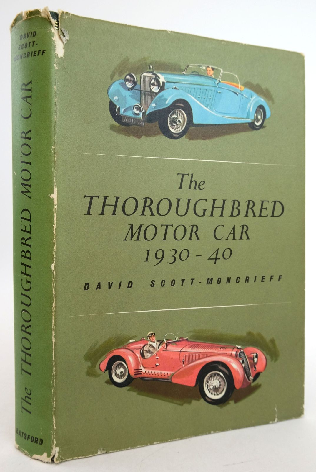 Photo of THE THOROUGHBRED MOTOR CAR 1930-40- Stock Number: 1819759