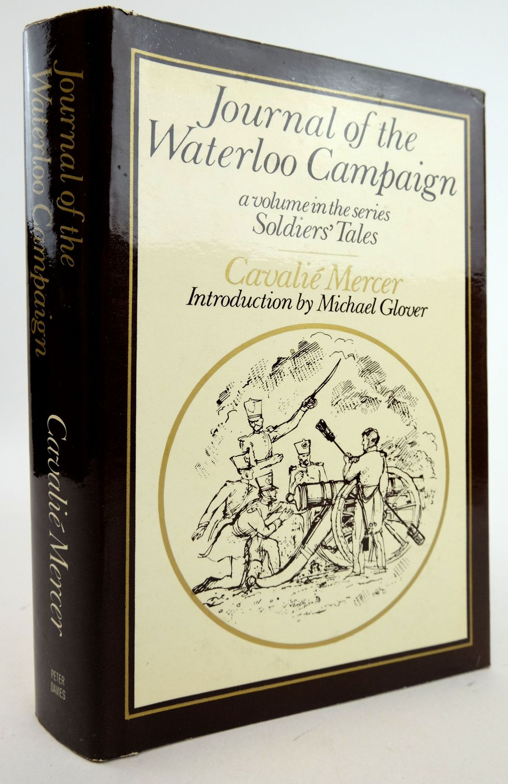 Photo of JOURNAL OF THE WATERLOO CAMPAIGN written by Mercer, Cavalie published by Peter Davies (STOCK CODE: 1819774)  for sale by Stella & Rose's Books