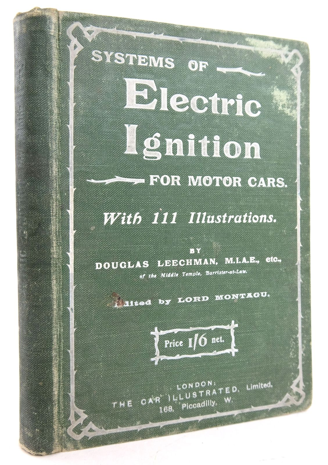 Photo of SYSTEMS OF ELECTRIC IGNITION FOR MOTOR-CARS- Stock Number: 1819805