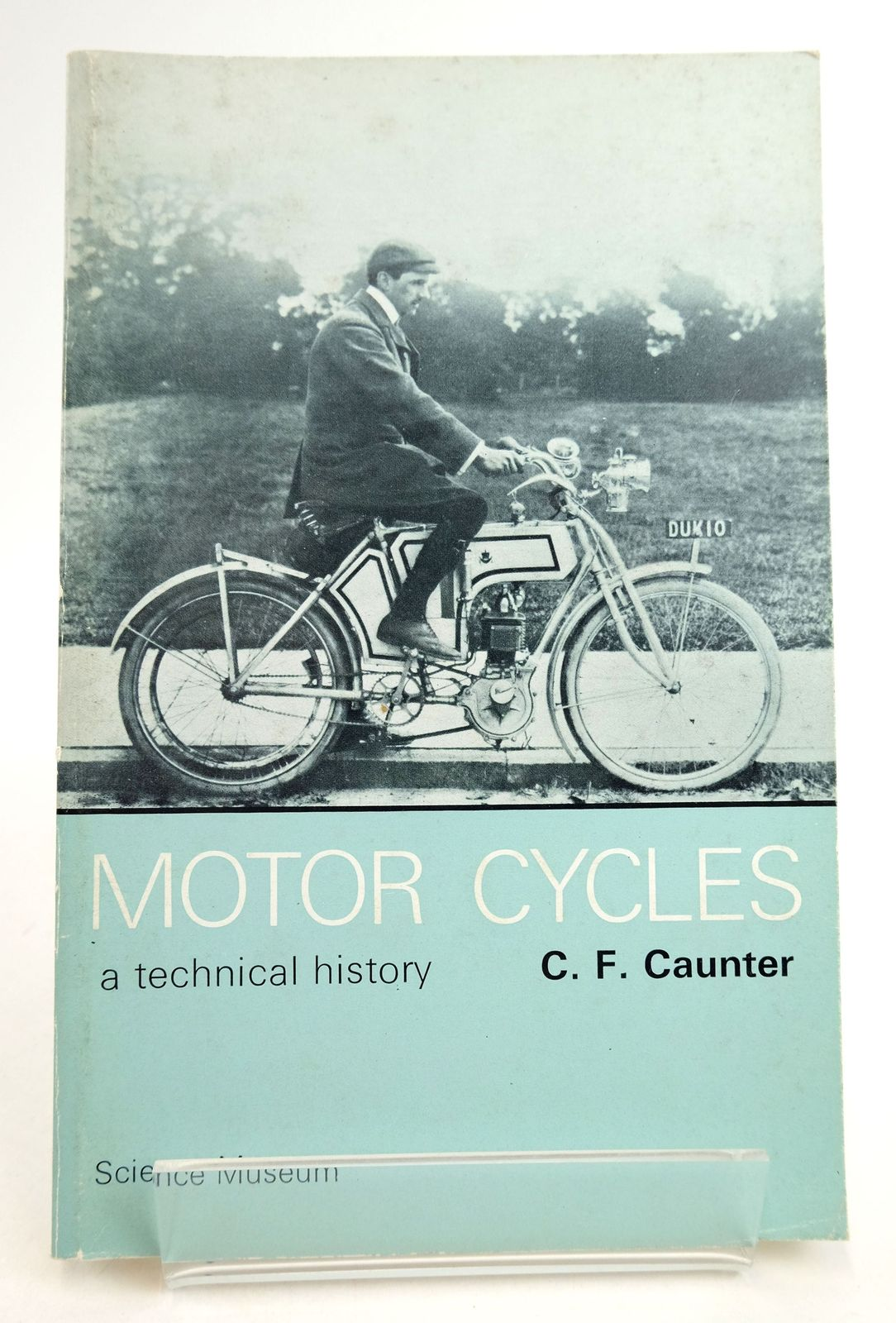 Photo of MOTOR CYCLES written by Caunter, C.F. published by Her Majesty's Stationery Office (STOCK CODE: 1819810)  for sale by Stella & Rose's Books